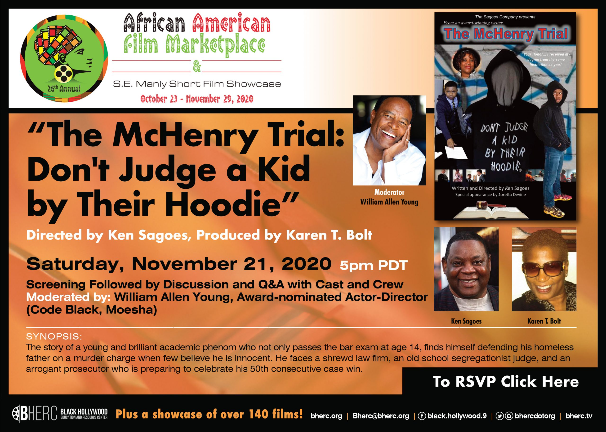 The McHenry Trial, Don't Judge A Kid By Their Hoodie