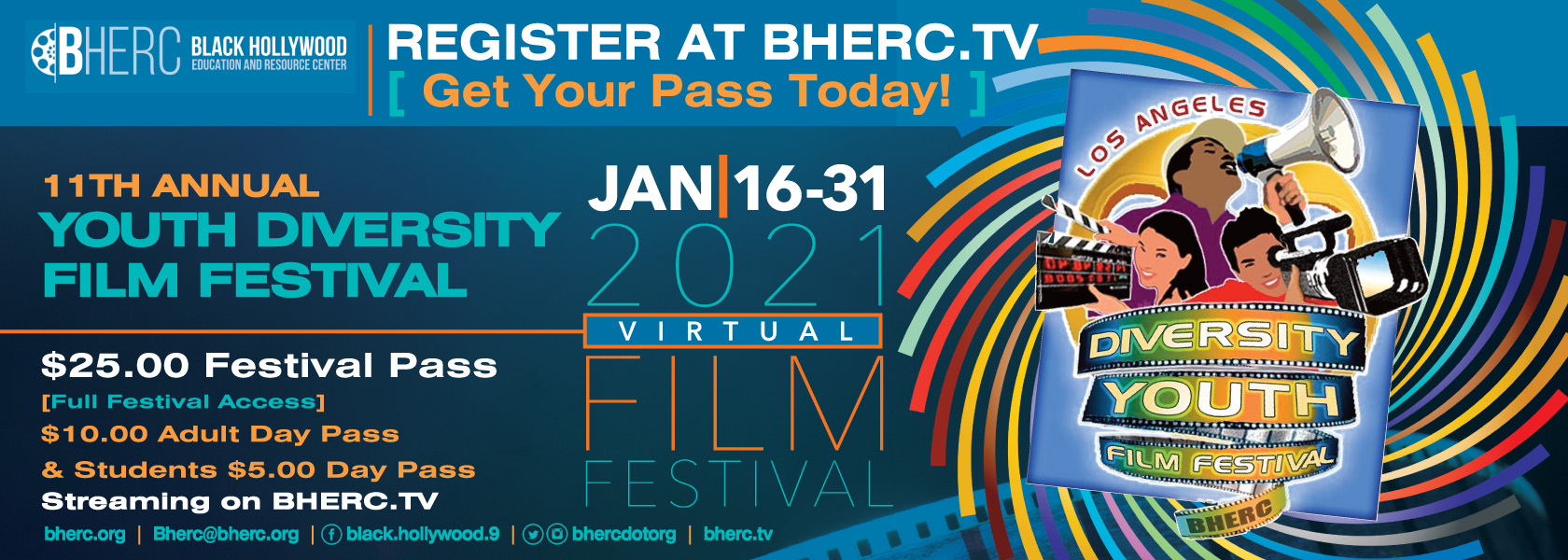 11th Annual Youth Diversity Film Festival
