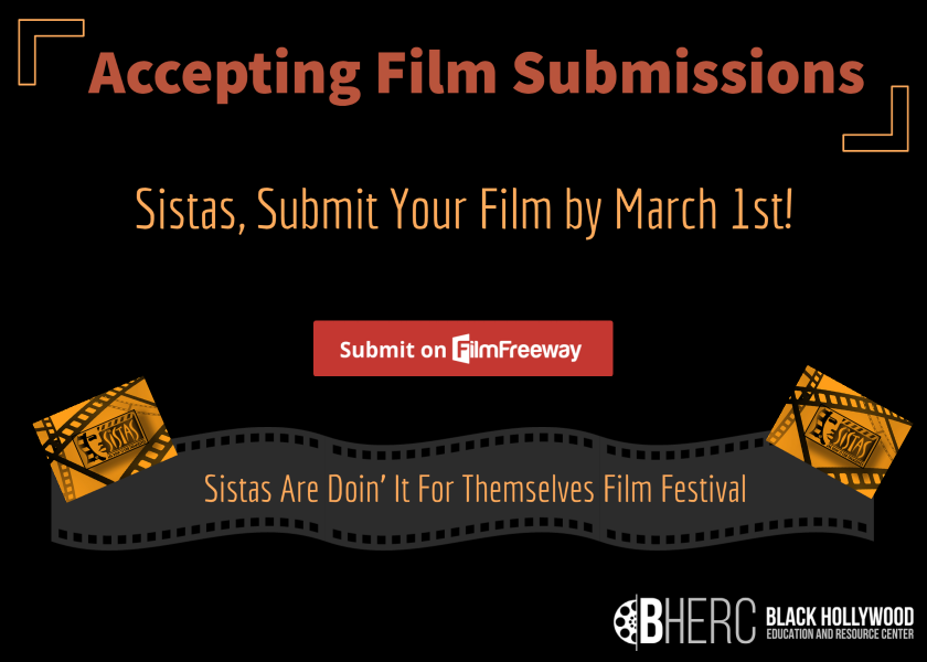 Sistas Submissions Open
